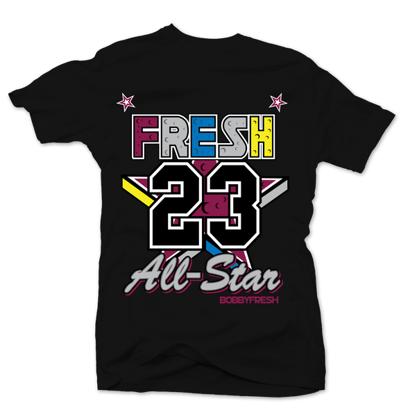 All-Star Black Tee
