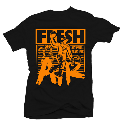 Fresh Air Black Shattered Tee