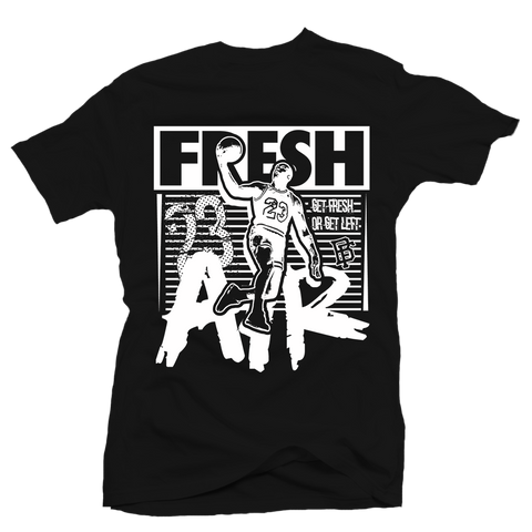 Fresh Air Black Cm3 Tee