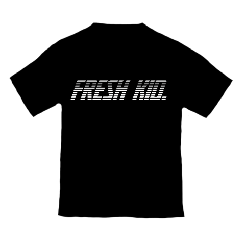 Fresh Kid BabyFresh Black Tee