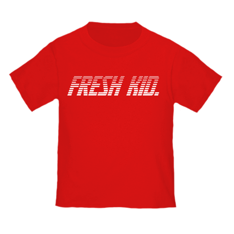Fresh Kid BabyFresh Red Tee