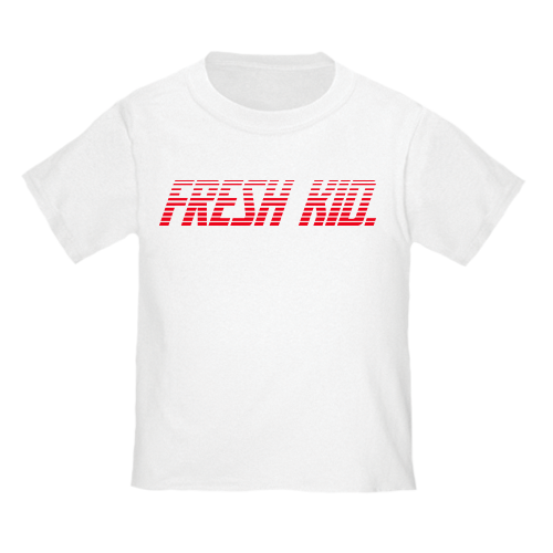 Fresh Kid BabyFresh White Tee