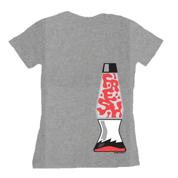Lava Lamp Women's Heather Tee