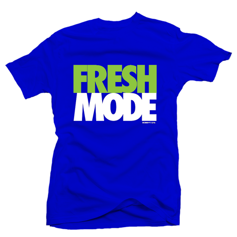 Fresh Mode Blue Tee