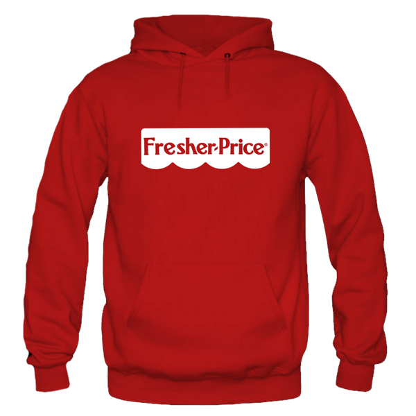 Fresher Price Red Hoodie - Bobby Fresh
