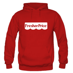 Fresher Price Red Hoodie