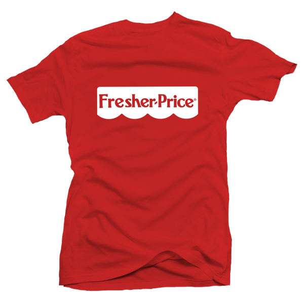 Fresher Price Red Tee