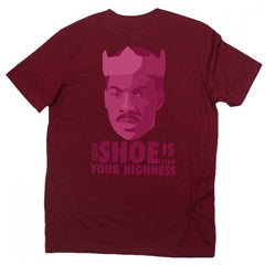 Your Highness Burgundy Tee