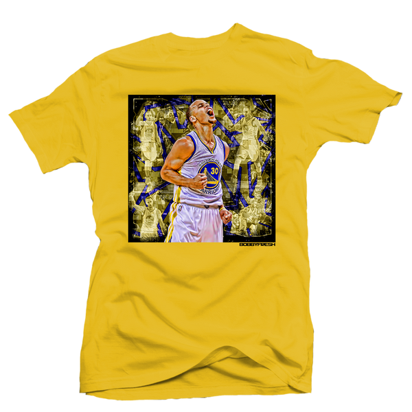 Golden Child Yellow Tee