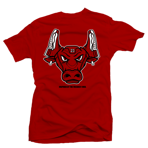 Gym Red Bull Red Tee