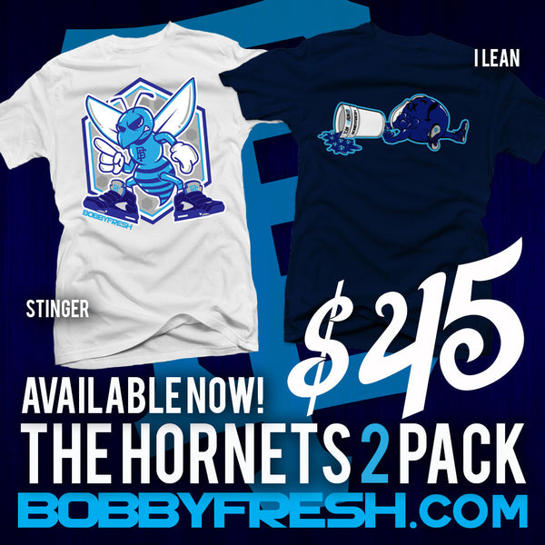Hornets 2 Pack - Stinger / I Lean