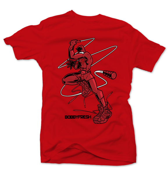 Fearless Red Tee