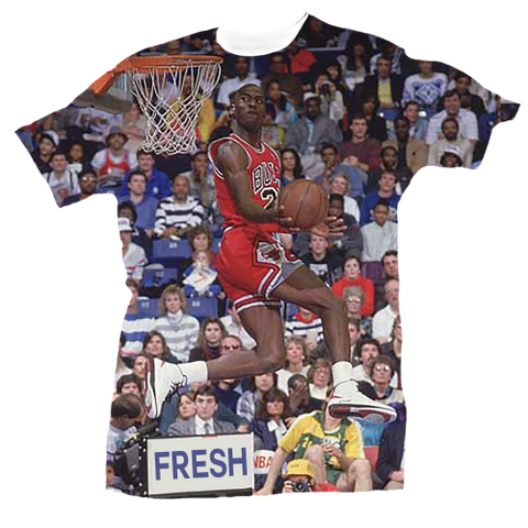 Mj Dunk All Over Tee