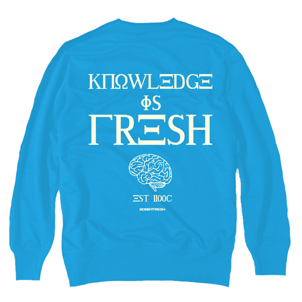 Knowledge Carolina Crewneck
