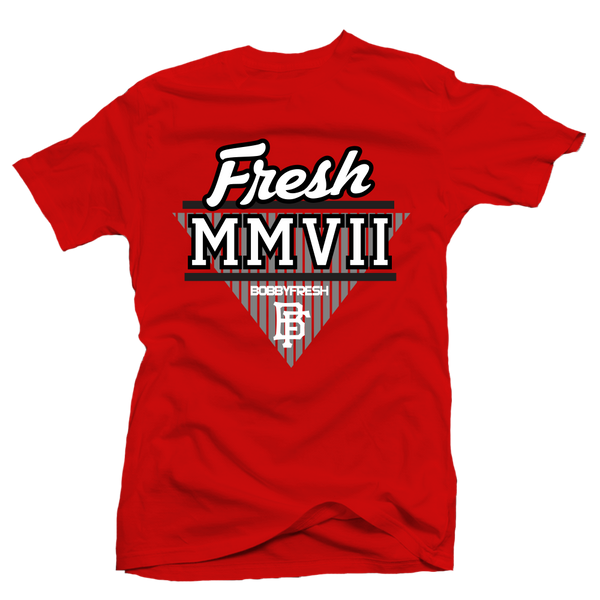 MMVII Red Tee