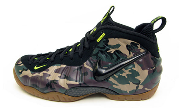 "Nike Air Foamposite Pro ""Army Camo"""