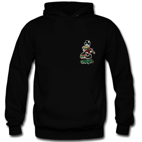 Scrooge (Black Gucci Foams) Pull Over Hoody