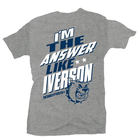 The Answer Heather Tee