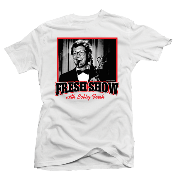 The Fresh Show White Tee