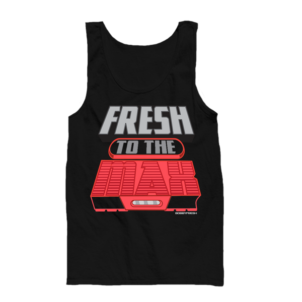 To The Max Infrared Black Tanktop