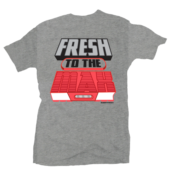 Fresh to the Max Infrared Heather Tee