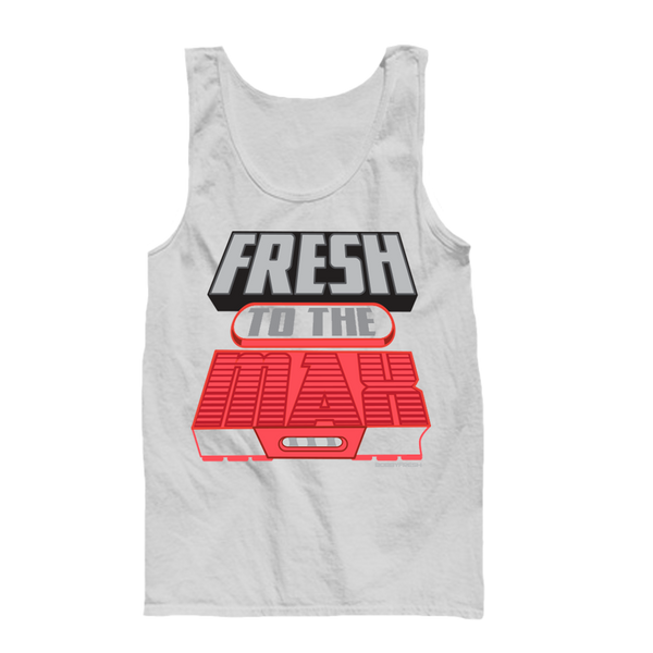 To The Max Infrared White Tanktop