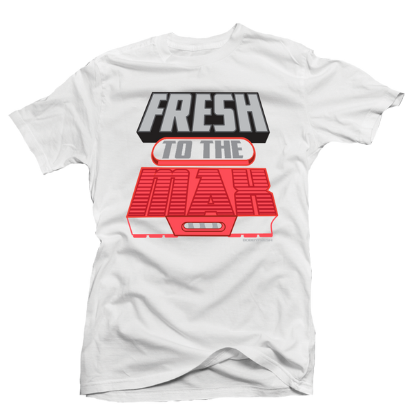 Fresh to the Max Infrared White Tee