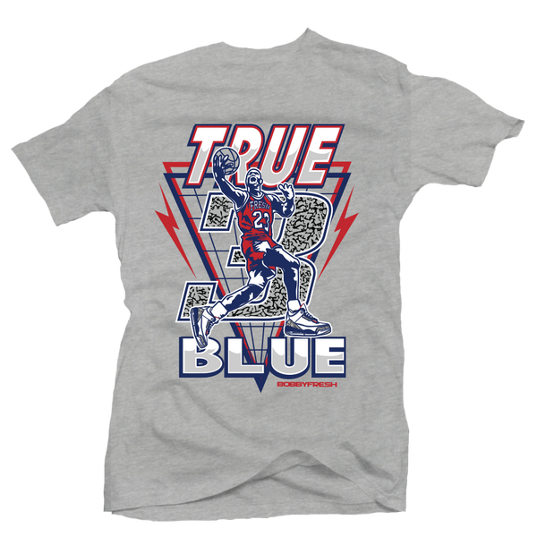 True 3 Heather Tee
