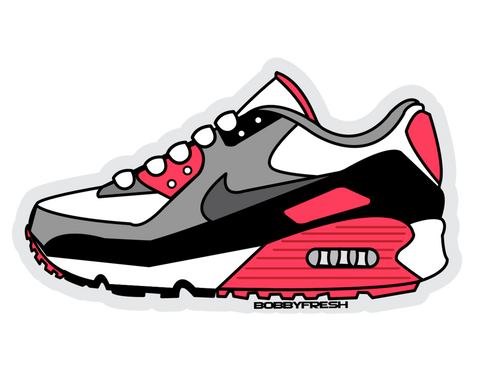 Air Max Sticker