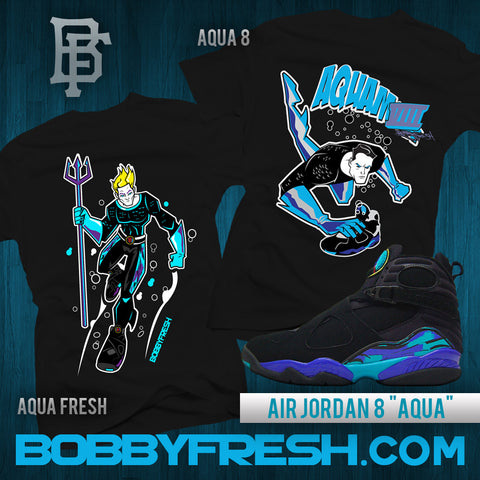 2 Pack Aqua 8 Aquaman / Aqua Fresh