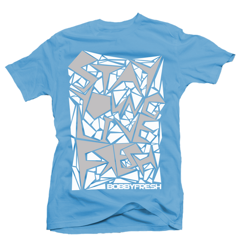 Bebop Legend Blue Tee