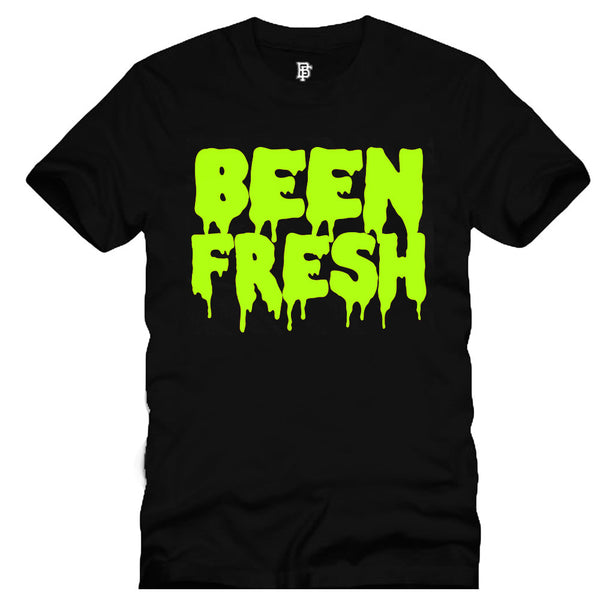 Been Fresh Volt Black Tee - Bobby Fresh
