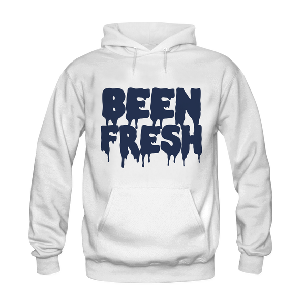 Been Fresh Columbia White Hoodie