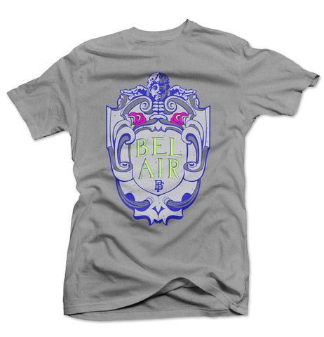 Bel Air Heather Grey Tee