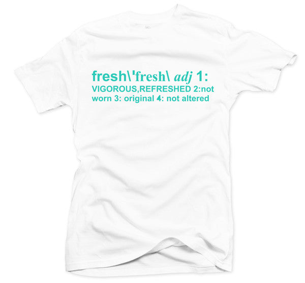 Definition of Fresh Easter KD Tee