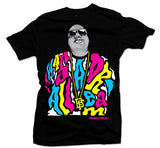 Dream BIG Black Tee - Bobby Fresh