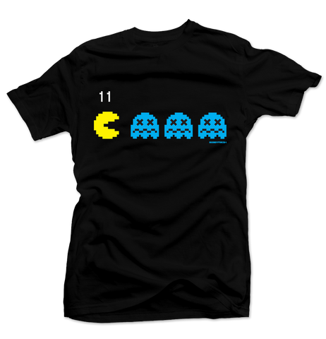 Fresh Pac Black/Gamma Blue Tee
