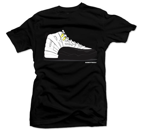 Fresh XII Black/White Tee