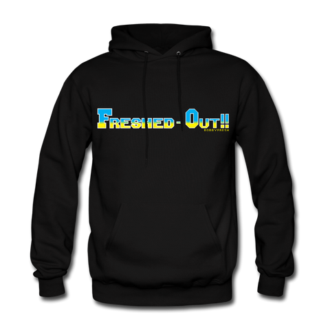 Freshed Out Black Hoody