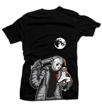 Friday the 13th 'He Got Game' Black Tee - Throwback - Bobby Fresh