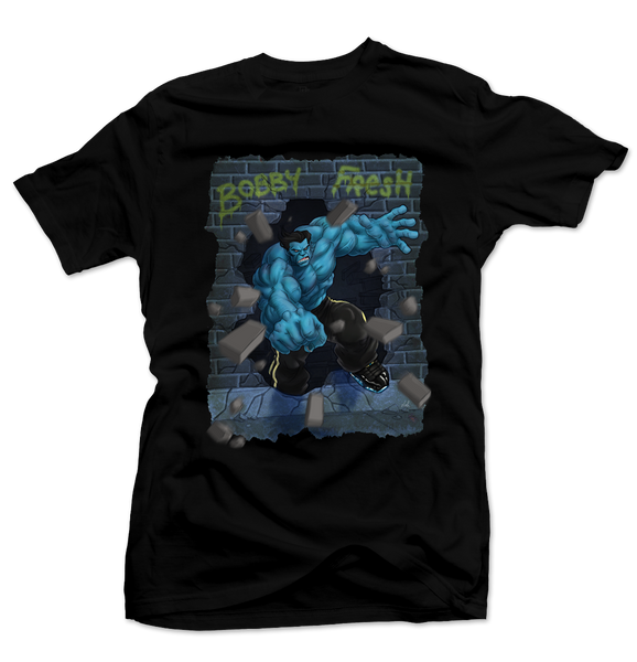 Gamma Smash Black Tee