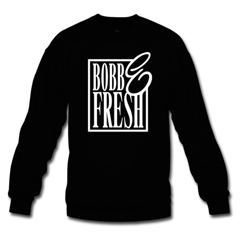 Get Fresh Crew Black/White Crewneck