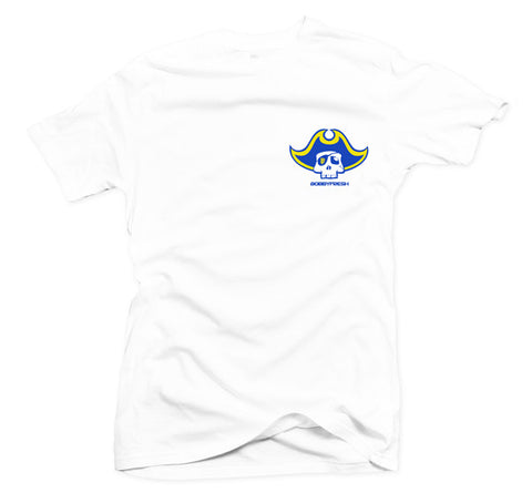 Goonies White/Yellow Tee