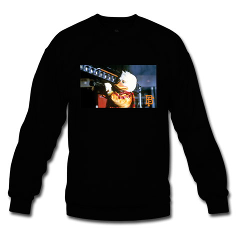 Howard Black Crewneck