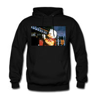 Howard Black Hoodie - Bobby Fresh