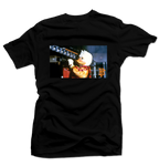 Howard Black Tee - Bobby Fresh