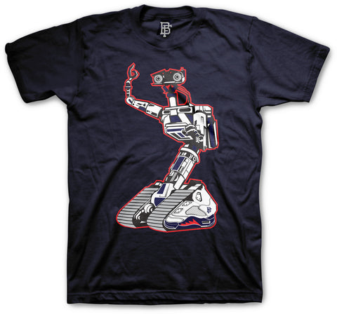 Here's Johnny Obsidian Tee