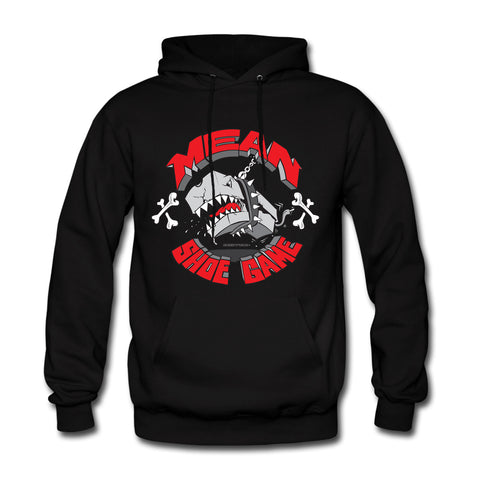 Mean Shoe Game Black/Red Hoodie