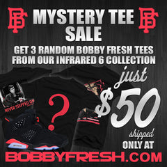 Infrared 6 Mystery Box (3 Pack of Tees)
