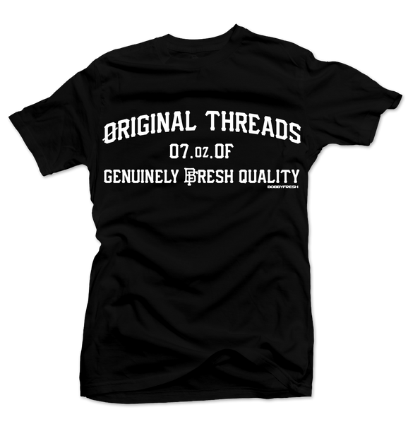 Original Threads Black Tee